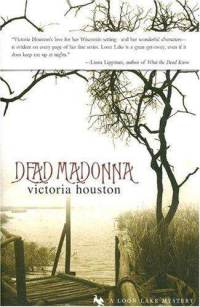 Cover: Dead Madonna by Victoria Houston