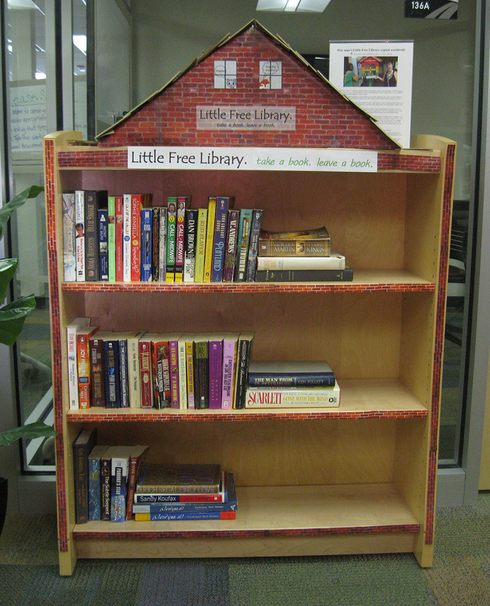 Watertown Little Free Library