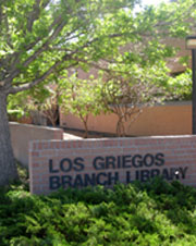 Los Griegos Library