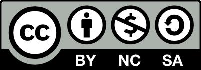 Creative Commons BY-NC-SA