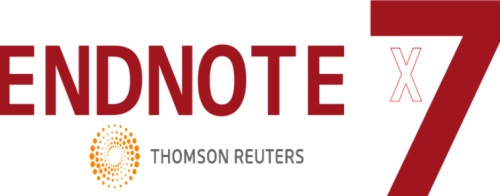 EndNote X7 logo [Image source: Thomson Reuters]