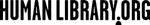 Human Library Logo