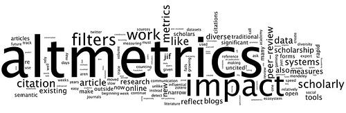 altmetrics wordle