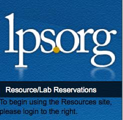 Resource/Lab Reservation
