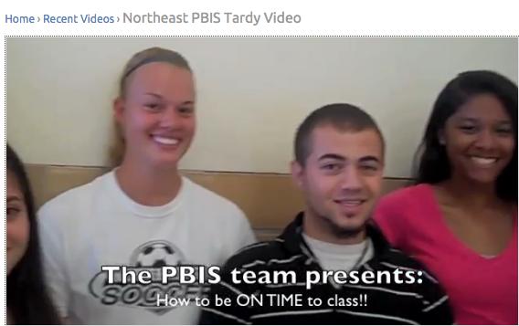 Tardy Video