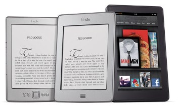 Kindles and Kindle Fires