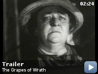 Grapes of Wrath trailer