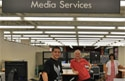 Media Services at Stevenson Library