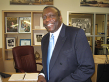 Nathaniel Glover, Jr., Presentation in Special Collections, February 2009