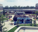 First UNF commencement, June 10, 1973