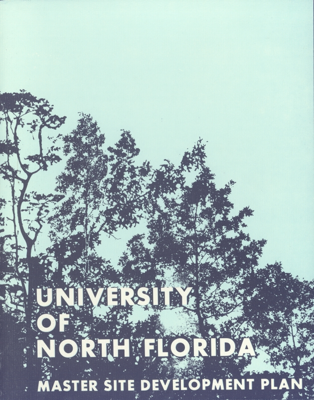UNF Master Site Development Plan, 1972