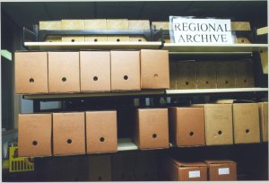 The Library Regional Archive