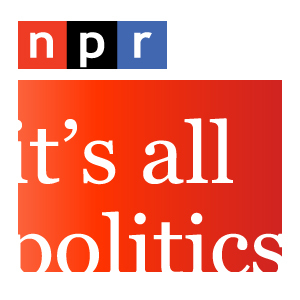 NPR It's All Politics Logo