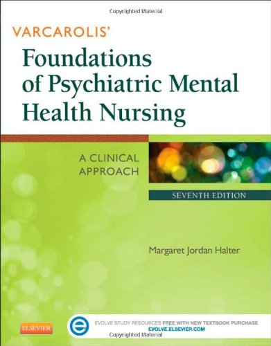Foundations Of Psychiatric Mental Health Nursing Book Cover