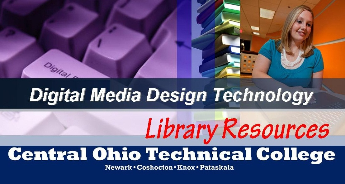Digital Media Design Technology Library Resources