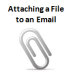 Attaching a File to an Email