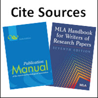 Cite Sources