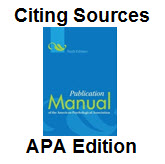 Citing Sources - APA Edition
