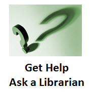 Get Help - Ask a Librarian