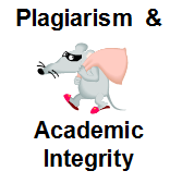 Plagiarism & Academic Integrity