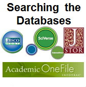 Searching the Databases