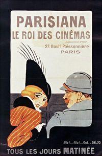 Cinéma Parisiana