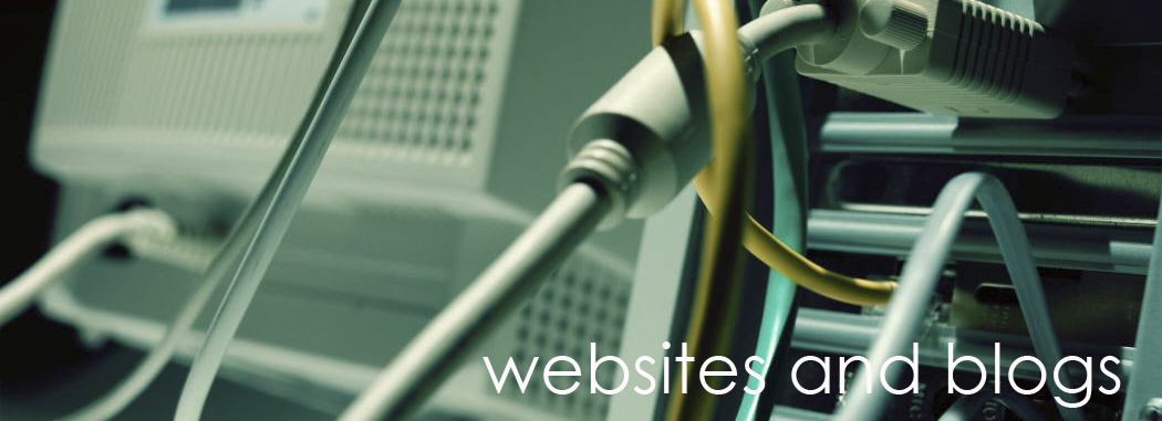 websites and blogs