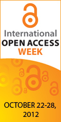 Open Access Week 2012