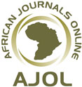 logo for AJOL