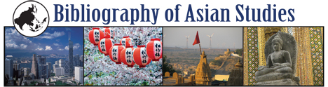 Bibliography of Asian Studies logo