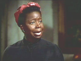 photo of actress Butterfly McQueen