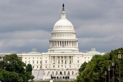 Capitol Hill (Congress building), Washington DC