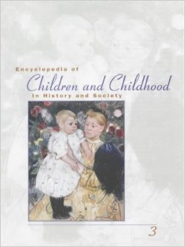 book cover showing mother with child