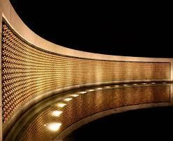 Gold Star Wall, WWII Memorial, Washington DC