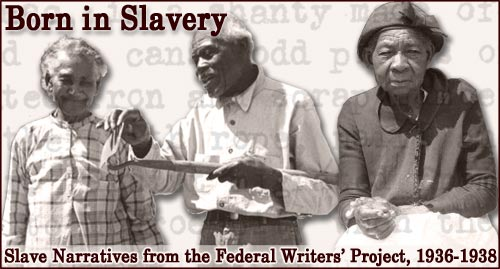 montage photo of former slaves