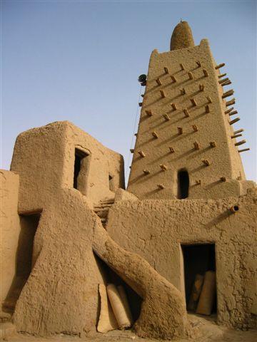 mosque, Timbuktu