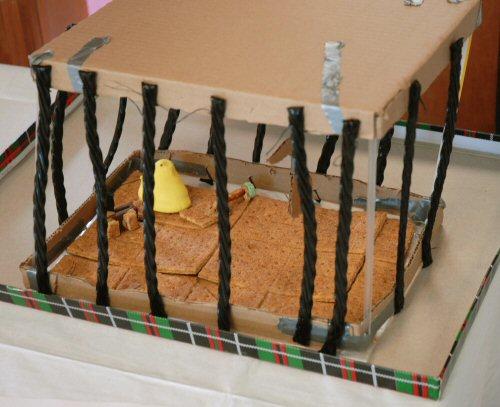 caged bird creation