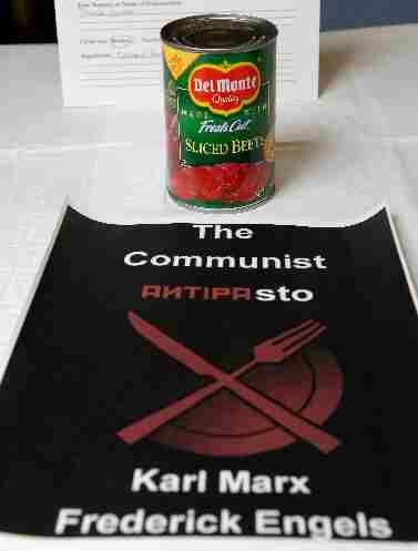 The Communist Antipasto