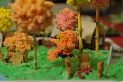 Detail from the Lorax submission