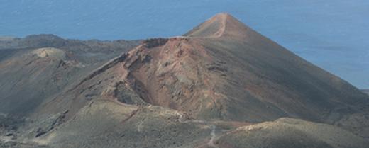 Volcan Teneguía, La Palma
