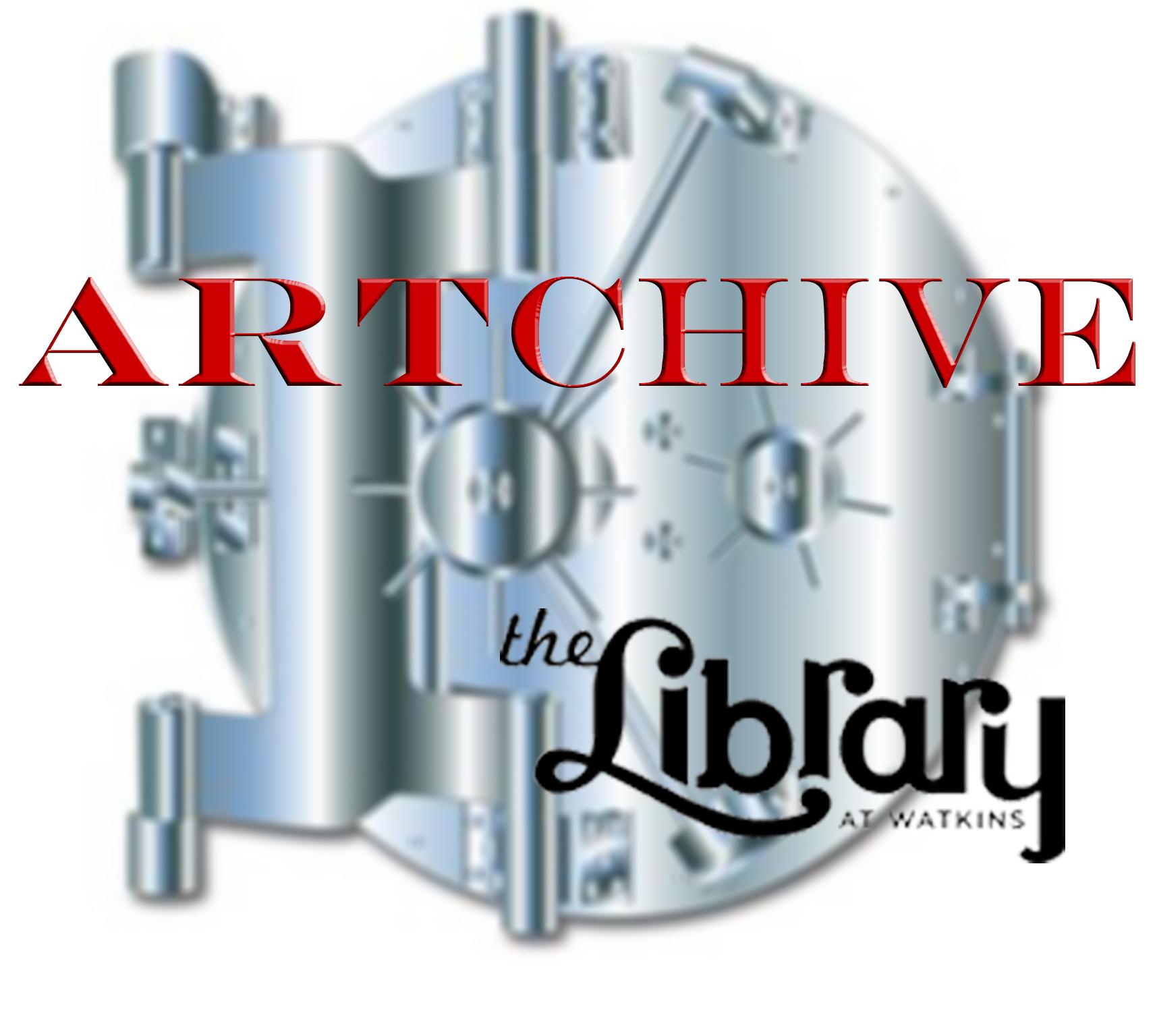 ARTchive logo