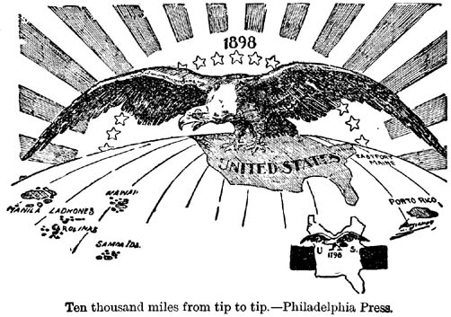 "Scanned by Infrogmation via book ""War in the Philippines"" by Marshall Everet where it is attributed as being reprinted from the ""Philadelphia Press"". Uploaded by Infrogmation to en.wikipedia 2002-11-08 description page"