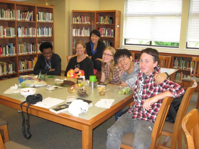 Upper School Bookclub