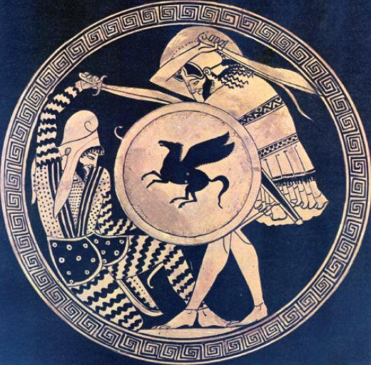 Picture of artefact - Ancient History