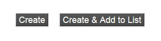 Create buttons