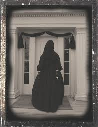 Victorian Mourning Costume