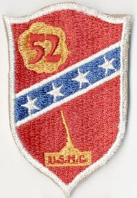 Image of 52d insignia courtesy of Smithsonian National Air & Space Museum