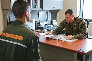Marine counseling Marine