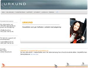 http://www.urkund.se/SE/
