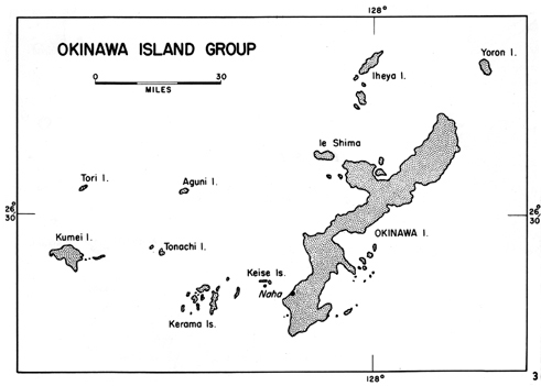 Okinawa Island Group